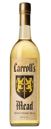 Buy Carroll's Mead Honey Wine